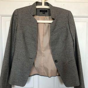 Ann Taylor Gray Suit